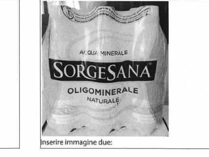 Rischio microbiologico: ritirato dal mercato lotto di acqua