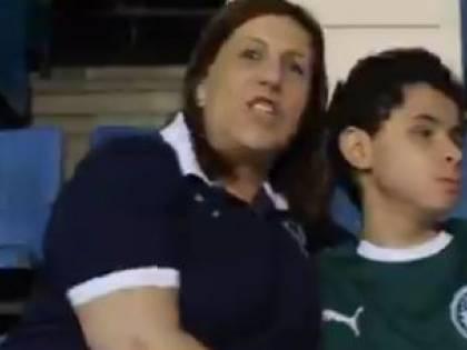 Silvia Grecco, la mamma che racconta le partite al figlio cieco dalla nascita