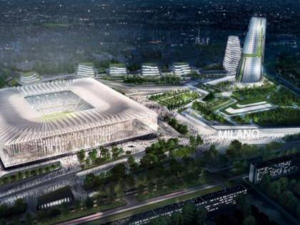 Nuovo stadio San Siro: svelati i due progetti per la casa di Inter e Milan
