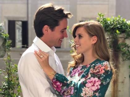 Coronavirus, Beatrice di York annulla il ricevimento di nozze a Buckingham Palace