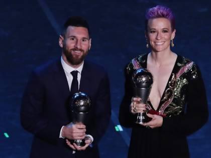 Premio Fifa, vince Messi (ma ci sono accuse di brogli)
