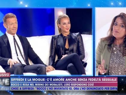 """Rocco Siffredi: """"Il sesso con mia moglie è diverso"""". Lei conferma: """"È  eccezionale"""""""