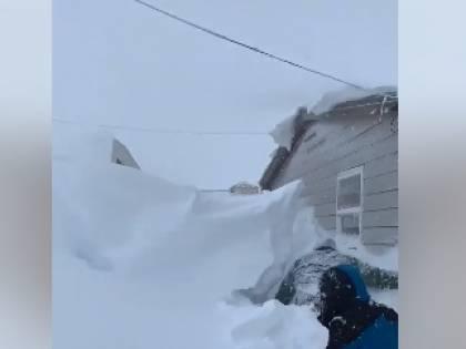 Ondata di freddo e neve da record nel Montana: non accadeva dal 1892