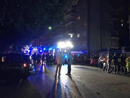 Esplosione in ristorante: panico e feriti a Palermo
