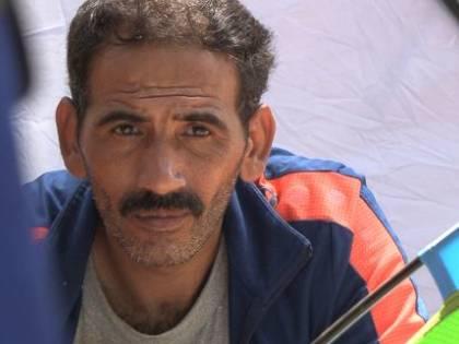 """Il dramma dei profughi siriani: """"Gli africani ci rubano il cibo"""""""