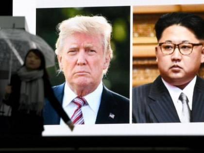 """Trump: """"Il dialogo con la Corea del Nord continua"""""""