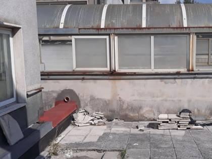Salerno, degrado e incuria all'ospedale di Nocera Inferiore. L'allarme dei cittadini