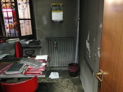 Attentato al sindacato, molotov contro il Cub di Monza