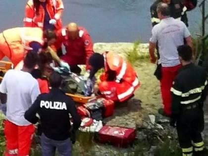 Tentato suicidio a ponte Testaccio: uomo si getta nel Tevere