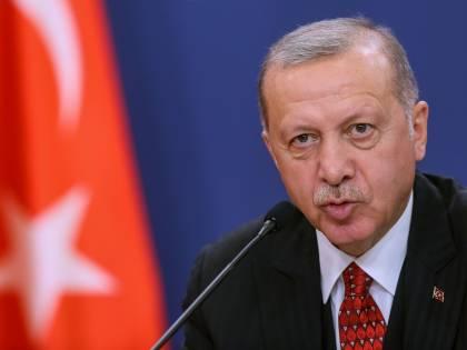 Erdogan non si ferma più: nel mirino anche il gas italiano