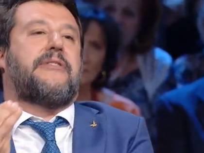 "Salvini sbotta contro Floris: ""Dove c…li metto 60 milioni di dollari?"""