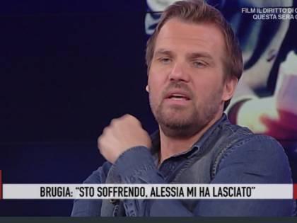 """Danilo Brugia: """"Con la figlia di Biagio Izzo è finita"""""""