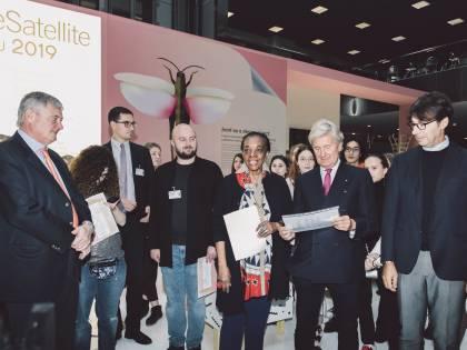 """SaloneSatellite Moscow, premi al design giovane: vince lo """"zainetto a infusione"""""""