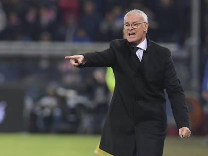 """Ranieri alza la voce: """"Il calcio può aspettare, l'Italia è come fosse in guerra"""""""