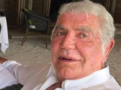 """Roberto Cavalli esce dall'ospedale: """"Dopo due settimane mi sento come nuovo"""""""