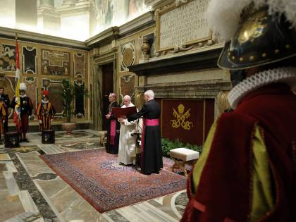 Vaticano, ora si teme un'altra puntata di Vatileaks