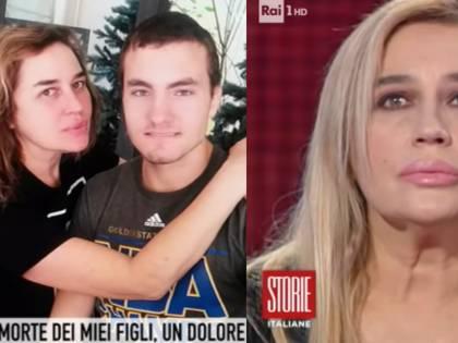 """Lory Del Santo rivela a Storie Italiane: """"Sogno di prendere in affido una bambina"""""""