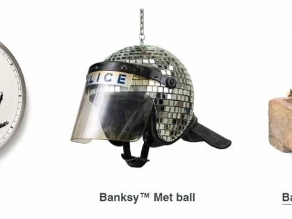 Banksy apre nuovo negozio online: bastano 10 £ per portarsi a casa un'opera d'arte