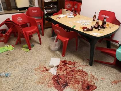 Scene da far west a Bitritto, ferite due persone: grave un pregiudicato