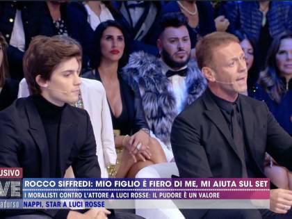 La confessione choc di Rocco Siffredi sulla morte della madre