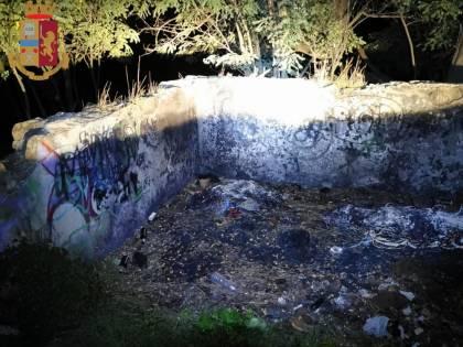 Roma, appiccavano roghi tossici nel parco della Caffarella: arrestati tre romeni