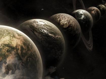 Ecco il Supermondo Vi svelo l'universo a 43 dimensioni
