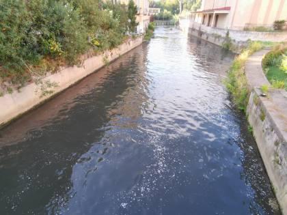 Lungo il corso del fiume Sarno