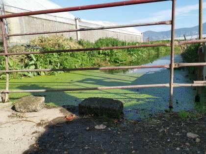 Il fiume Sarno e quel concreto pericolo esondazioni