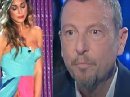 """Belen Rodriguez a Sanremo 2020? La scelta di Amadeus: """"Voglio un Festival di sorprese"""""""