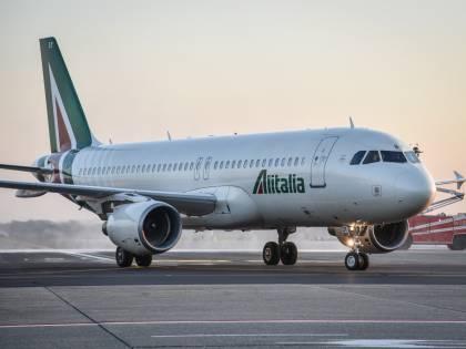 Lufthansa vuole entrare in Alitalia