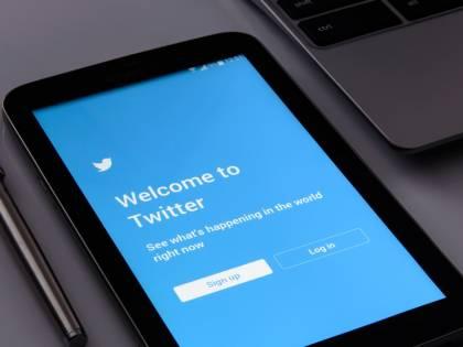 """Il nuovo divieto di Twitter: """"Stop pubblicità politica sulla nostra piattaforma"""""""