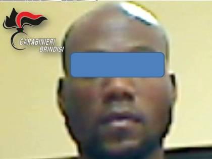 Brindisi, immigrato arrestato dopo aver accoltellato connazionale