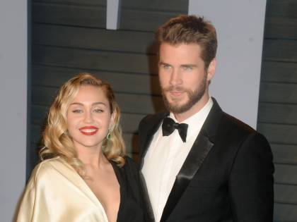 Miley Cyrus e Liam Hemsworth hanno divorziato