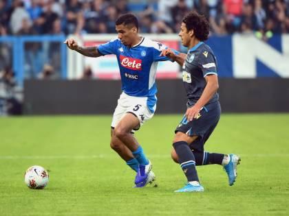 """Napoli, Allan a De Laurentiis jr: """"I tuoi soldi mettili nel..."""""""