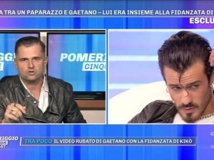 Gaetano Arena e Ambra Lombardo si sono baciati?