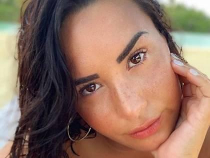 Demi Lovato si prende una pausa dai social media