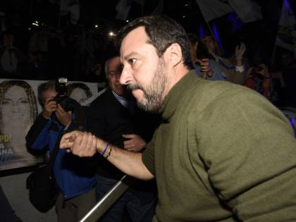 Così Salvini si è preso il luogo simbolo dell'Emilia rossa
