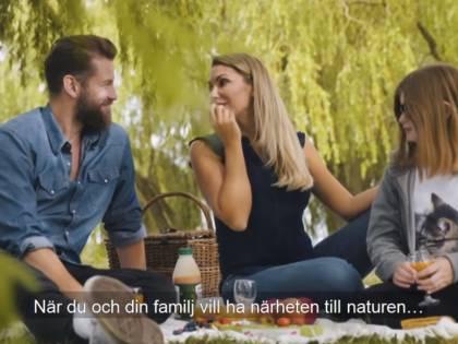 """Il video di Staffanstorps , il comune """"sicuro"""" della Svezia"""