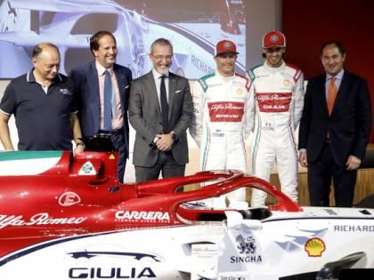 Formula1, Alfa Romeo Racing e Giovinazzi: l'altra Italia che vince