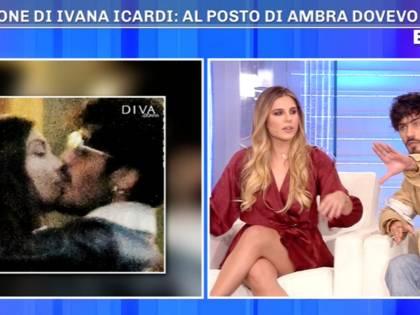 """Pomeriggio 5, Ivana Icardi attacca Gaetano Arena sul bacio con Ambra: """"Dovevo esserci io al posto di lei"""""""