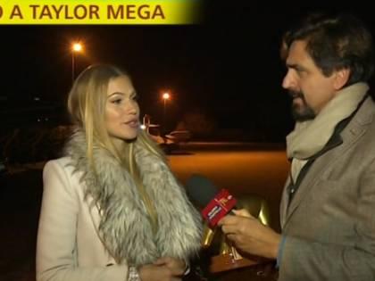 """Tapiro a Taylor Mega per il collegamento da brilla con Live!: """"4 shottini sono niente"""""""