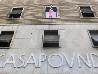 Immobile Casapound, otto persone a giudizio per danno erariale