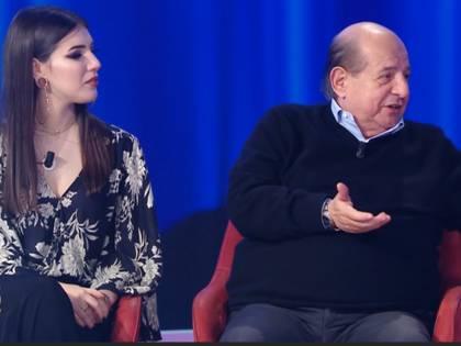 Maurizio Costanzo Show, Magalli e il retroscena hot sulla Lollobrigida