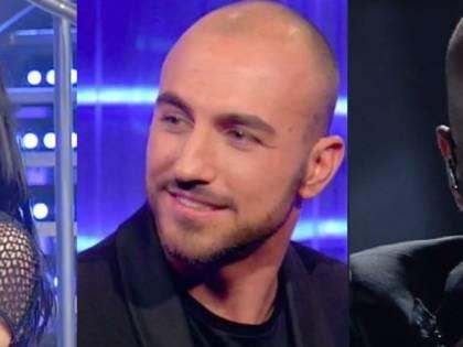 Tale e quale show, Leonardo Blanchard si dichiara fidanzato della velina Shaila Gatta