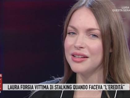 """Laura Forgia: """"Vittima di stalking quando ero 'professoressa' a L'Eredità"""""""
