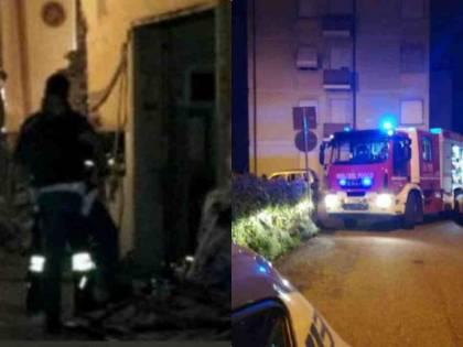 Choc a Rieti, uccide il marito dandogli fuoco davanti ai figli