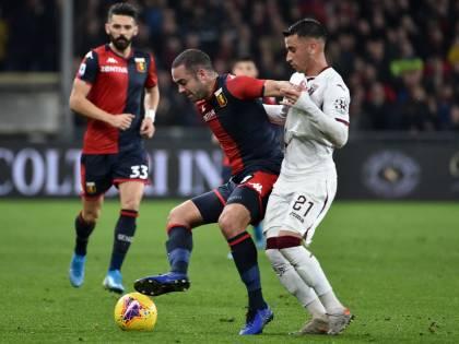 Il Torino beffa il Genoa: 0-1 siglato Bremer
