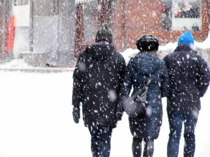 Freddo in aumento, giovedì e venerdì neve al Nord