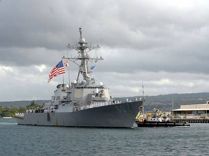 Usa, sangue a Pearl Harbour: sparatoria nella base militare