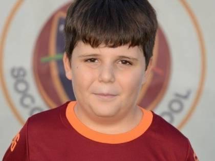 Bimbo di 11 anni muore dopo un malore a scuola. Frequentava la Totti Soccer School